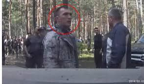 Владимир Продивус на разборках