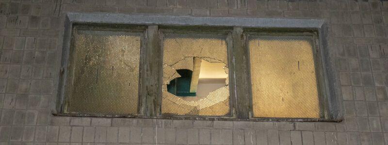 У Києві чоловік розгромив під'їзд будинку