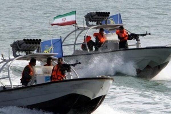 Иранские катера