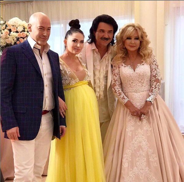 Зибров снова женился: видео с церемонии