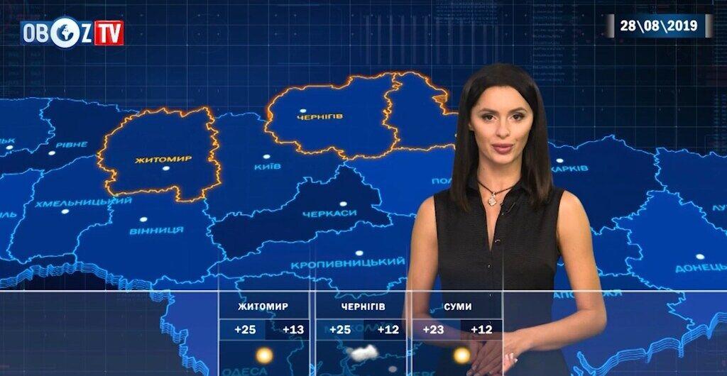 Жара не спадет: прогноз погоды в Украине на 28 августа от ObozTV