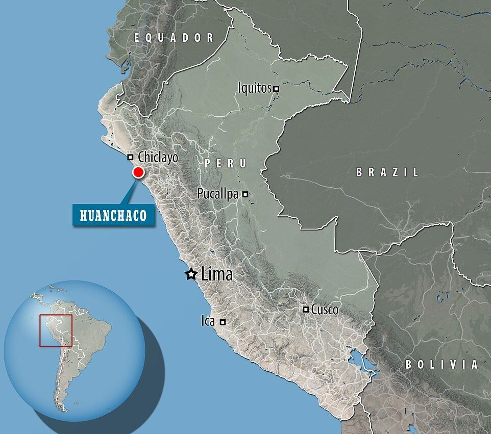 Поховання дітей в Перу