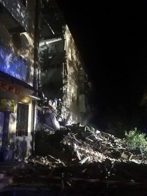 Вибух у Дрогобичі: з'явилися нові фото і відео