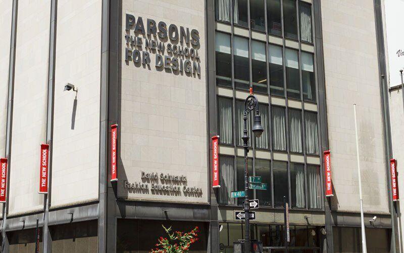 Престижний заклад Parsons The New School For Design