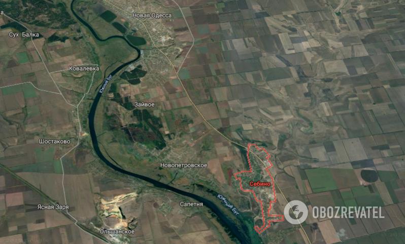 ДТП трапилася неподалік від Нової Одеси