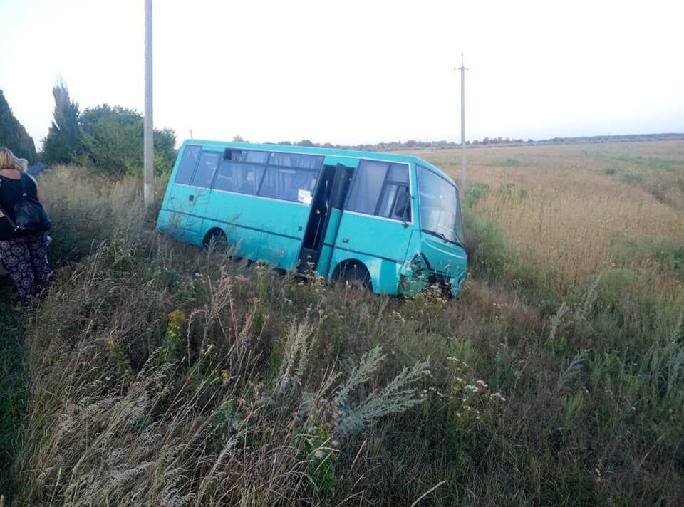 В Киевской области произошло ужасное ДТП