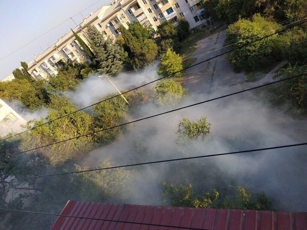Оккупированный Севастополь