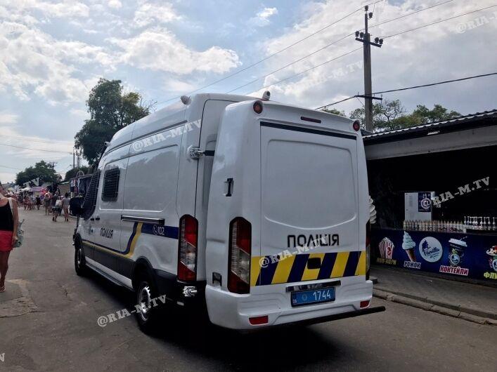 Поліція готує штурм на українському курорті
