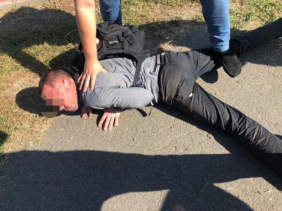 На Киевщине поймали мужчину, который убил своего товарища