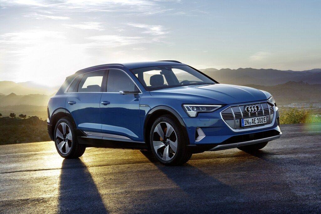 Audi представит дешевый электрический внедорожник