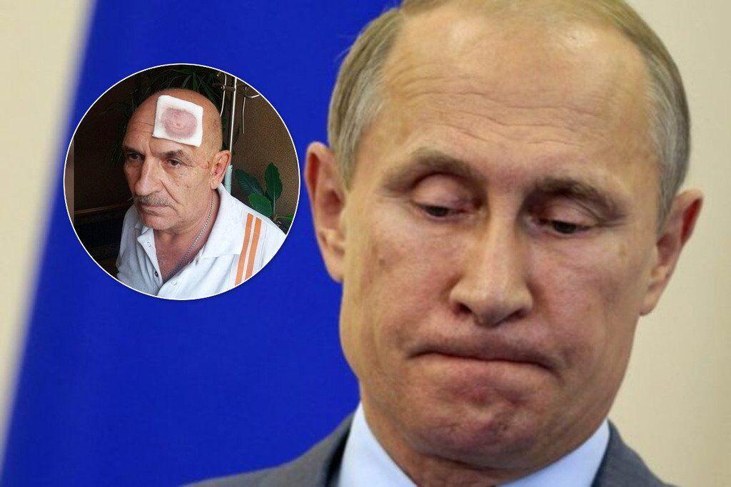 Путин требует выдать Цемаха