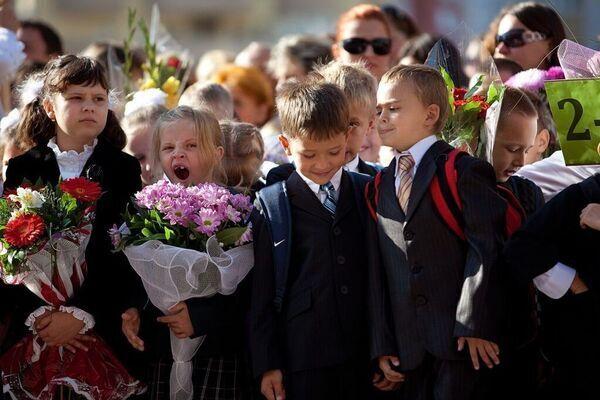 Школьные линейки пройдут 1 сентября