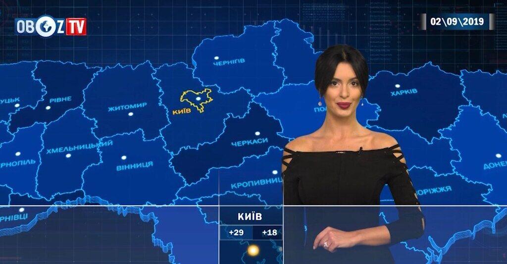 Повернеться спека до +32: прогноз погоди в Україні на 2 вересня від ObozTV