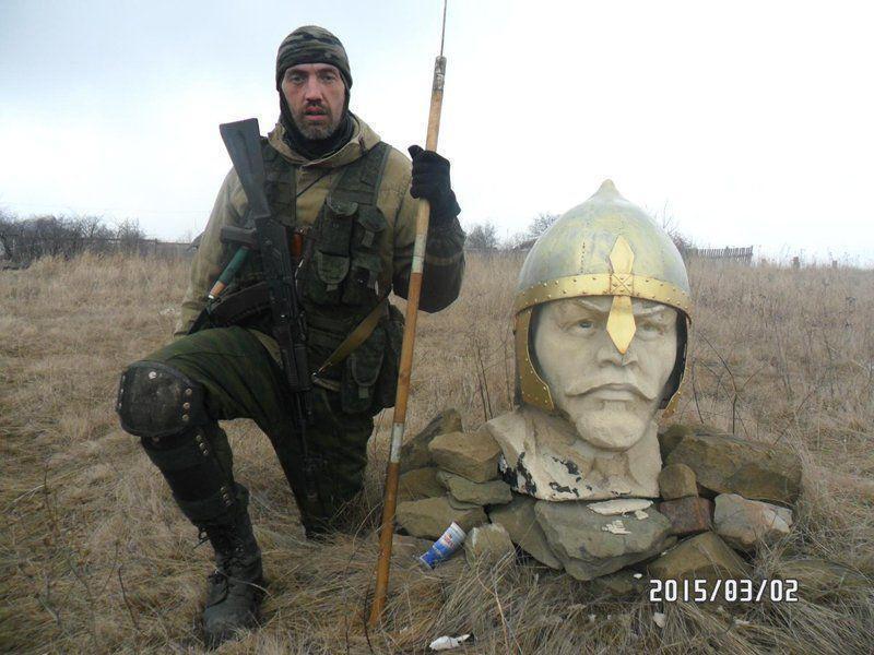 На Донбассе убит россиянин