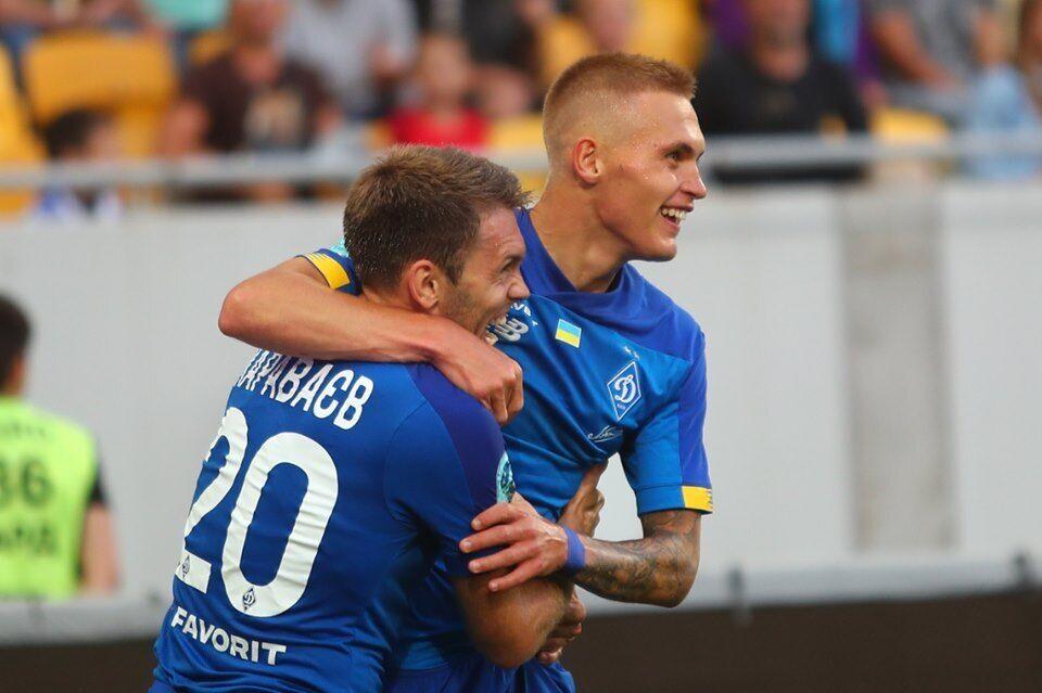 """""""Динамо"""" здобуло розгромну перемогу в УПЛ"""