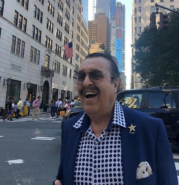 Віллі Токарєв в Нью-Йорку