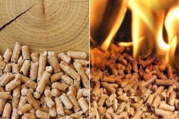 Пеллеты – качественное и экологически чистое топливо