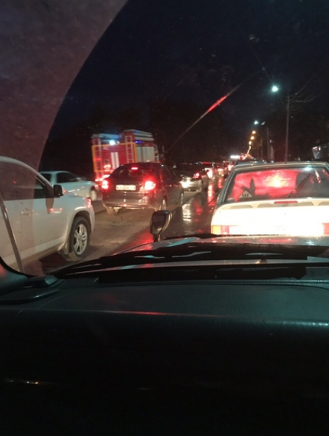 Эвакуация из Ачинска