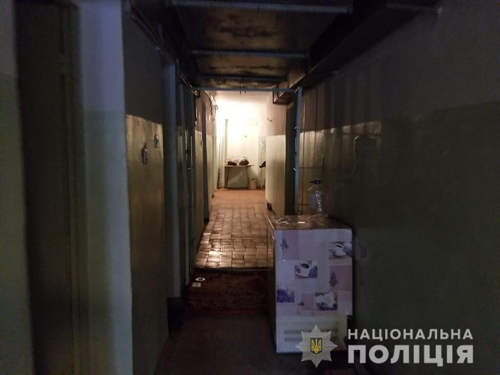 Взрыв на Одесщине