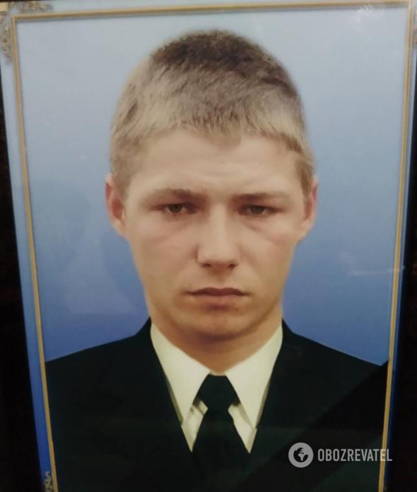 Фото Олександра Олійника за день до трагедії – хлопець уже знав, у чому його звинувачують