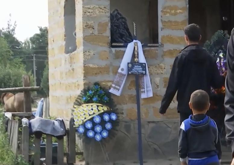Похорон Олександра Олійника