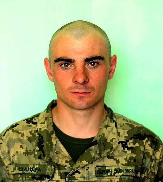 Сергей Шандра