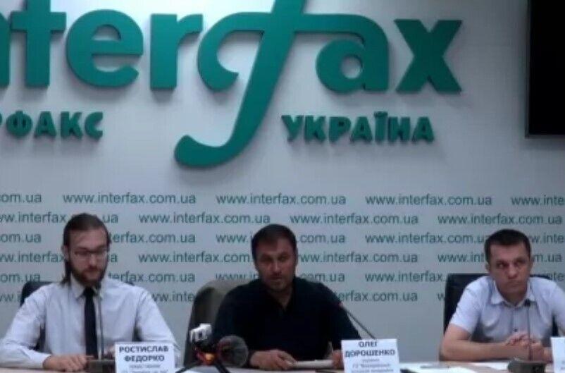 """Пресс-конференция в """"Интерфакс"""""""