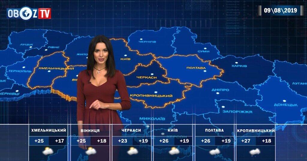 Внезапные ливни: прогноз погоды на 9 августа от ObozTV