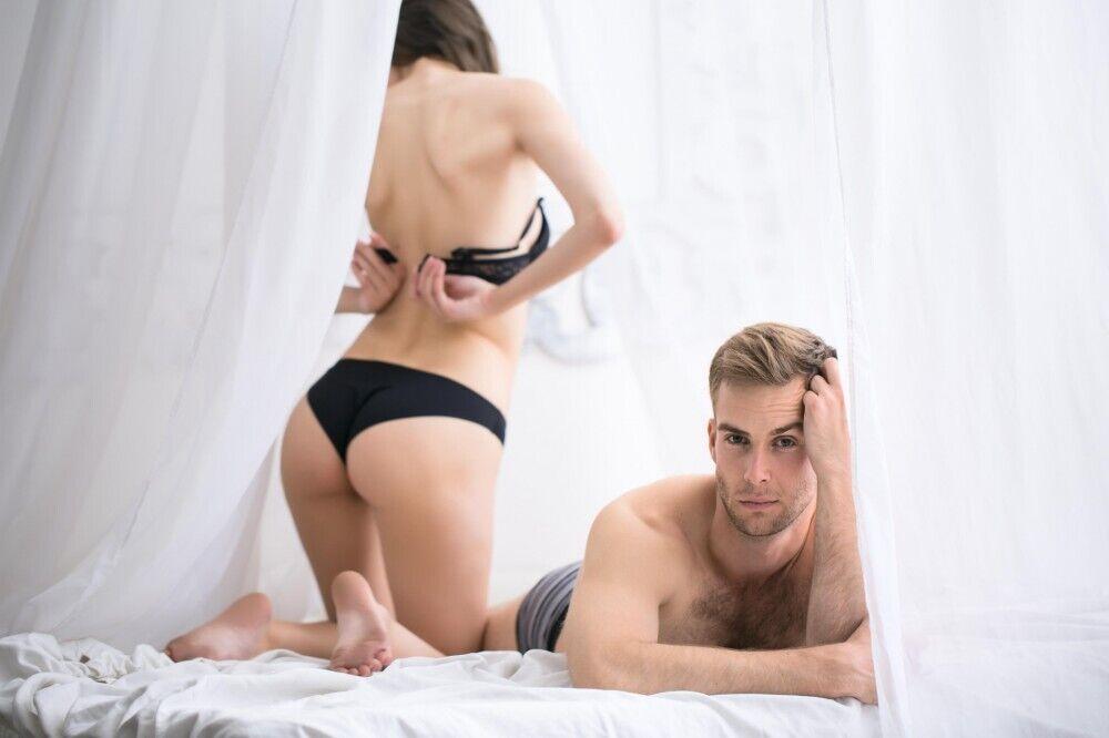 Чому секс перетворюється на рутину: топ-5 причин