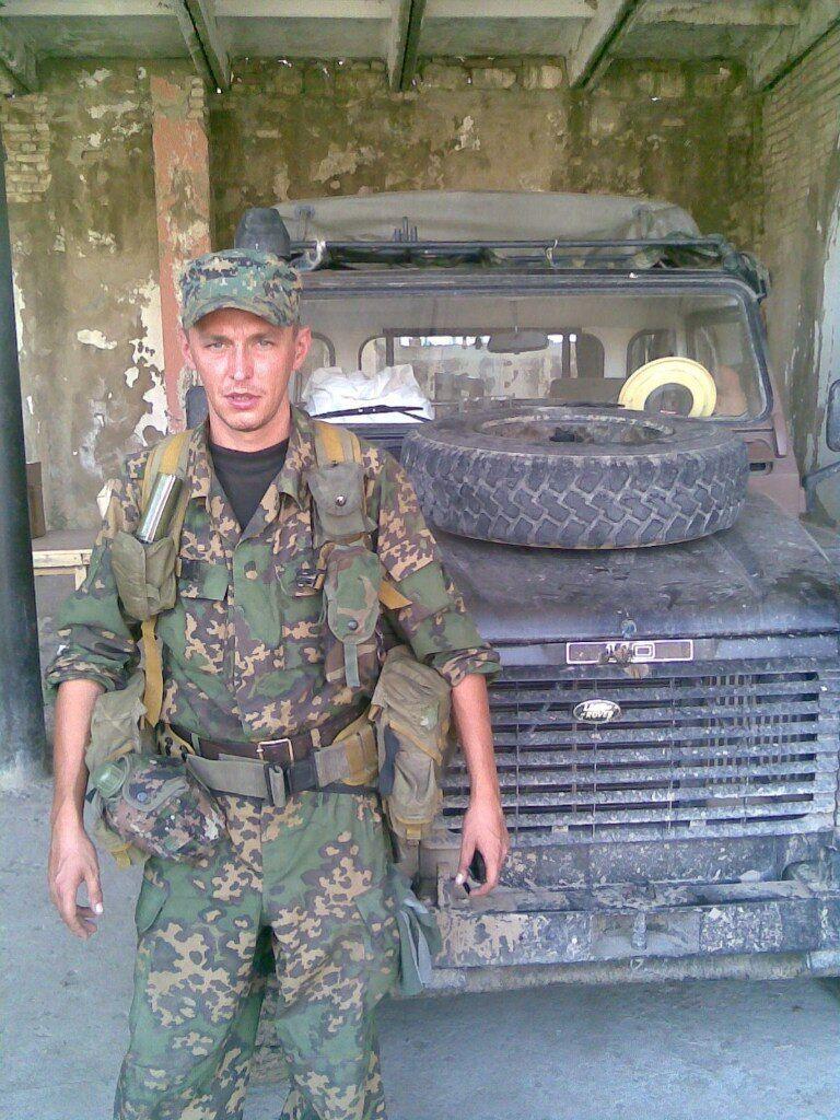 Російські військові, захоплювали Грузію