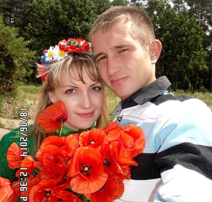 Андрей Мансуров с супругой