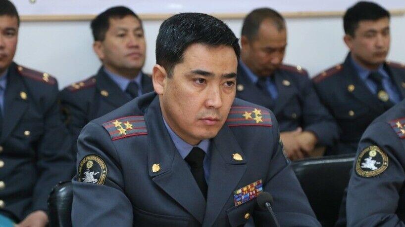 Самат Курманкулов