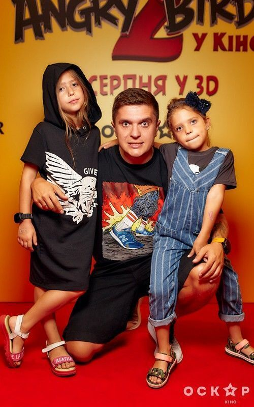 Анатолій Анатоліч з дітьми
