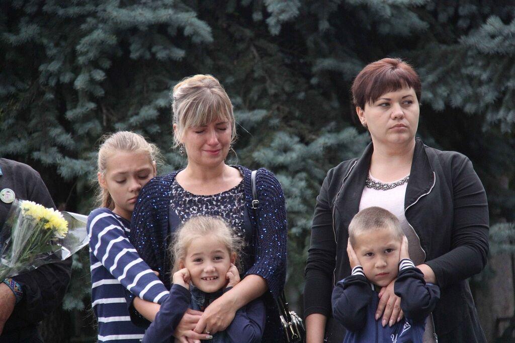 Семья Андрея Мансурова