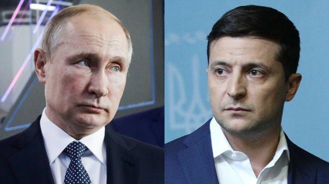 Зеленский озвучил Украине условия капитуляции перед Россией photo