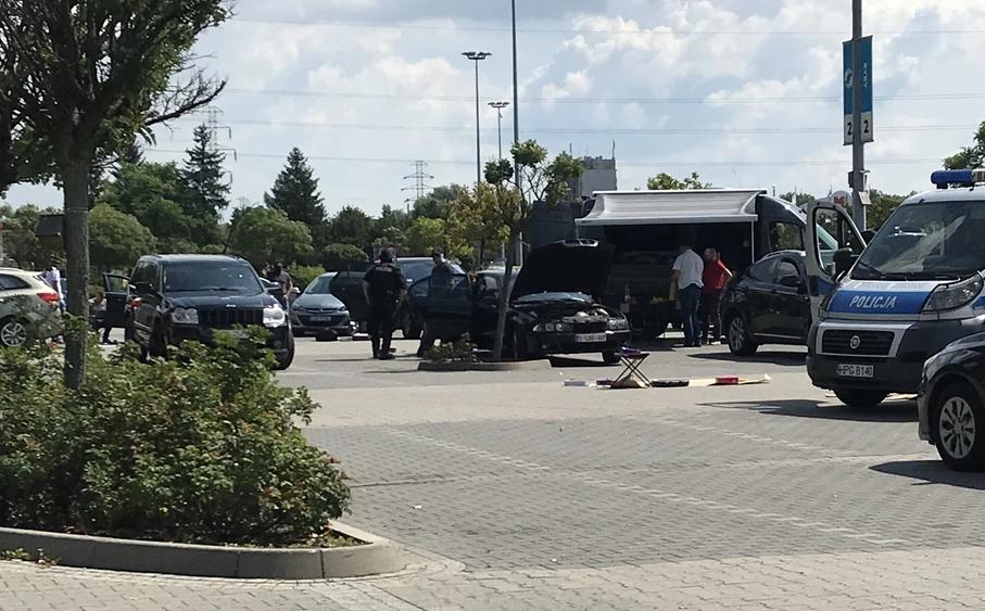 Затримання банди росіян у Кракові