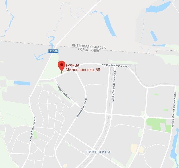 Адреса ділянки