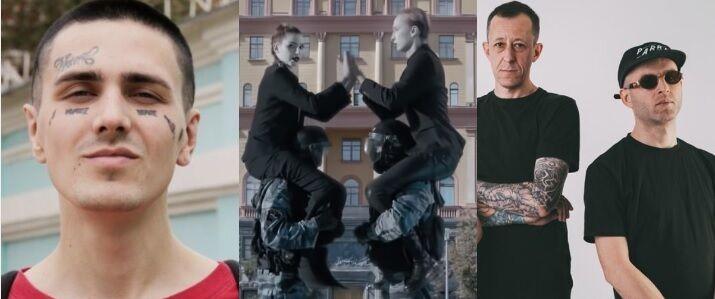 У Росії завдали удару по зірках, які борються з Путіним