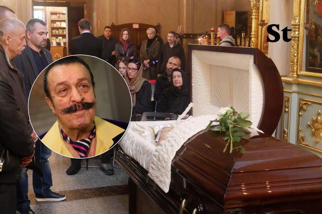 Вилли Токарева хоронят в Москве