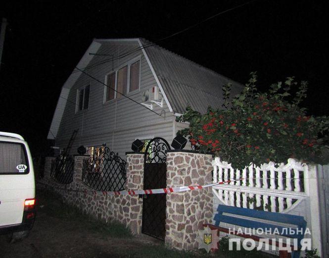 Будинок, де трапилося вбивство