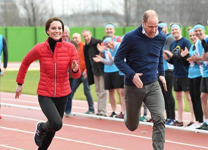 Как похудеть: стал известен секрет Кейт Миддлтон