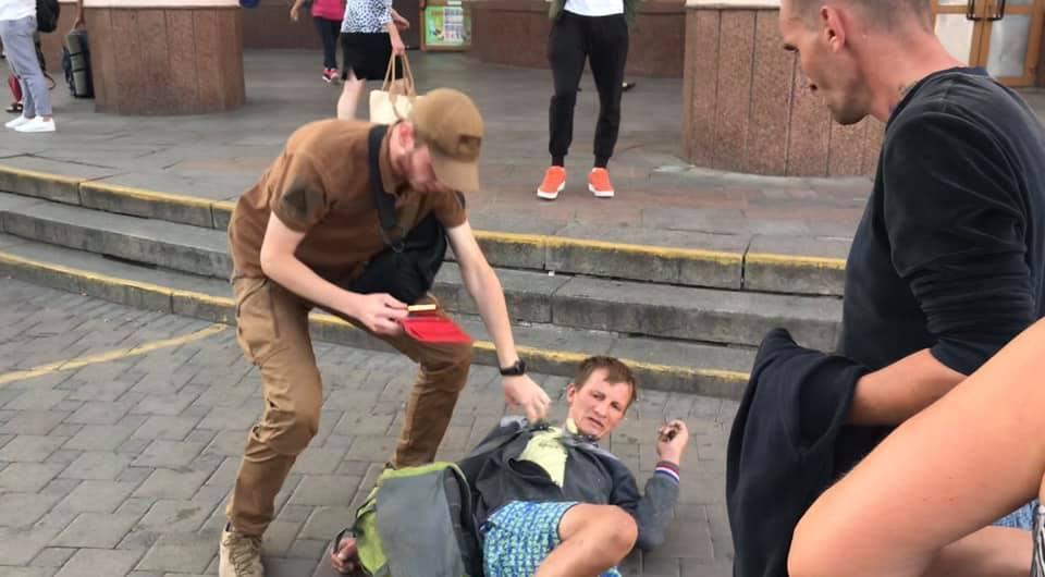 В Киеве на вокзале массово воруют кошельки