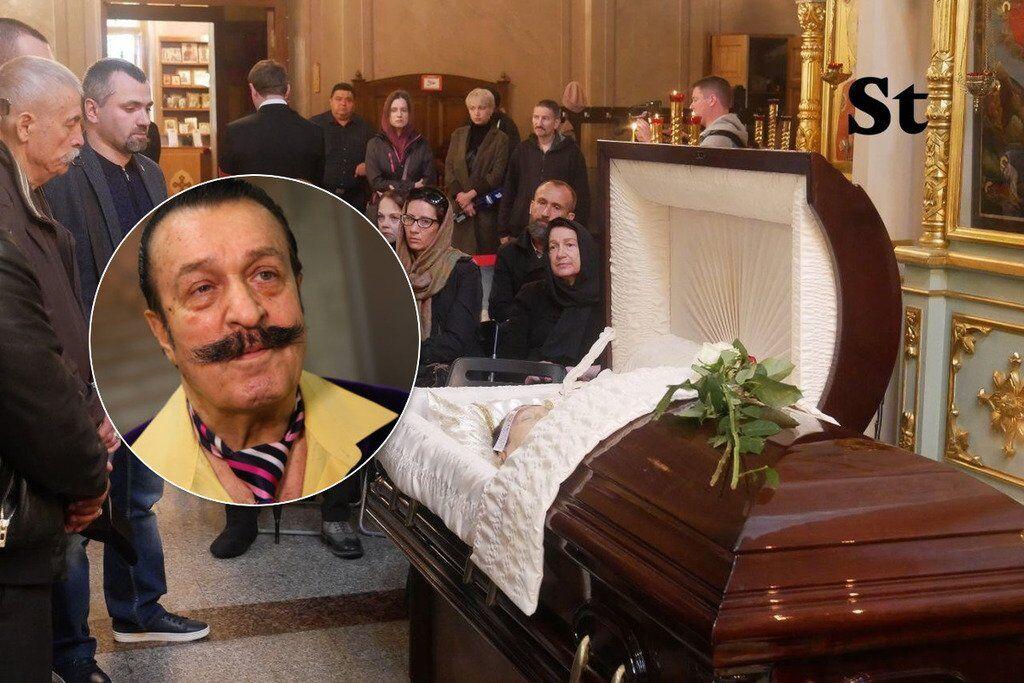 В Москве началась церемония прощания с Вилли Токаревым