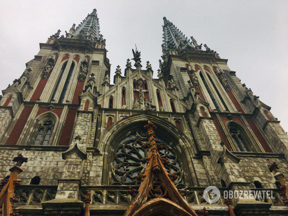 Від колишньої величі костелу Городецького скоро не залишиться і сліду
