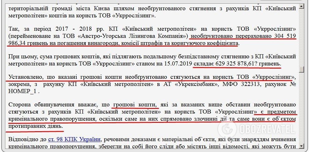 Удар по олигарху: арестованы счета компании Фукса