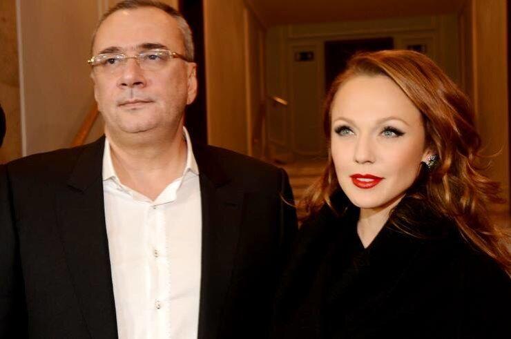 Костянтин Меладзе та Альбіна Джанабаєва