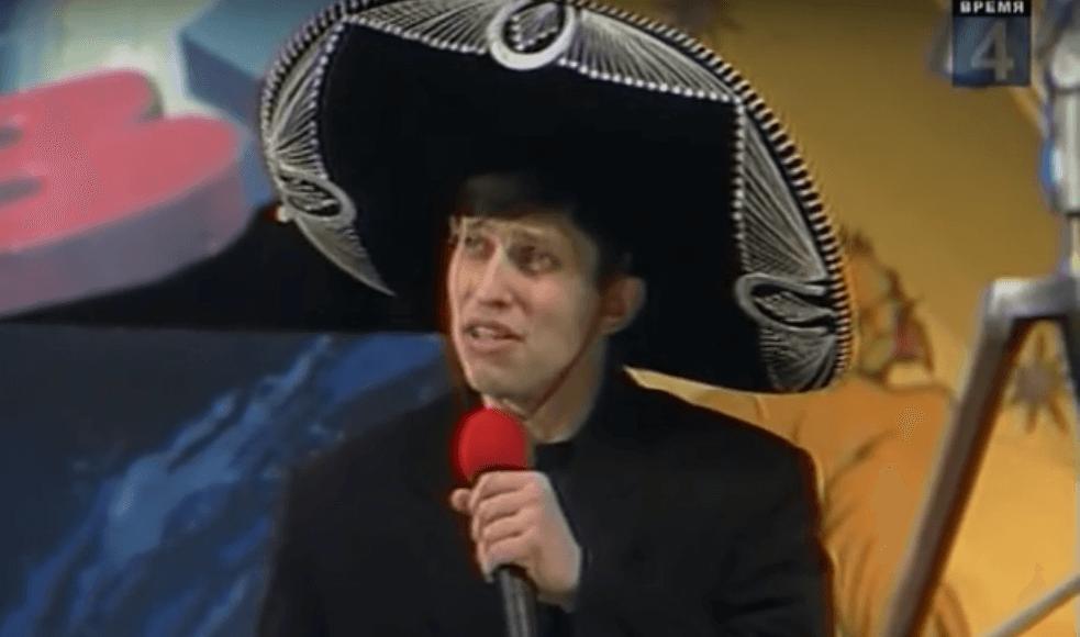 Олександру Ревві — 44. Чому український шоумен став російським і як виглядав в молодості