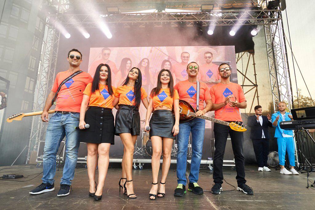 У Києві відкрили житловий квартал Respublika від KAN
