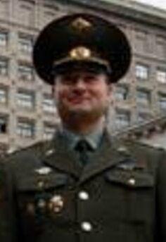 полковник ВС РФ Виктор Еловенко