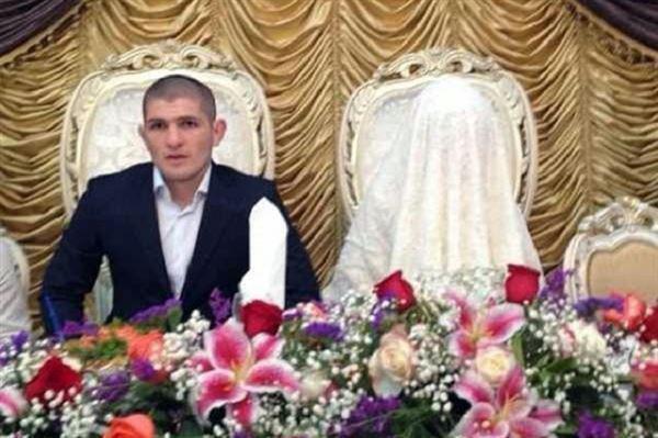 Свадьба Нурмагомедовых